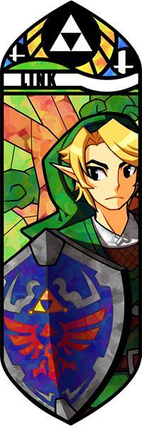 Smash Bros - Link by Quas-quas on deviantART