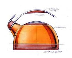 Sketches of kitchenware Really nice rough! Copic Drawings, Easy Drawings, Sketch Inspiration, Design Inspiration, Designs To Draw, Cool Designs, Conceptual Drawing, Object Drawing, Industrial Design Sketch