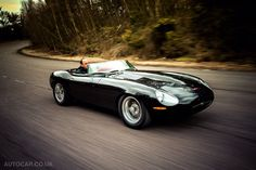 Jaguar E-type Eagle Speedster