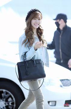 #Tiffany #SNSD - Incheon airport
