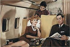 It's 1939. Pan-Am receives the first Boeing 314, the ultimate in luxury aircraft. Complete with sleeping berths and a real dining salon. It was the biggest plane of its time, carrying 74 passengers...