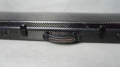 high quality carbon fiber violin case 4/4 size, carbon fiber violin case