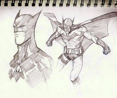 Kane and Finger a true G for creating such a great design during that time line. Batman [Bob Kane and Bill Finger] Spiderman Art, Batman Art, Comic Character, Character Design, Batman Concept, Son Of Batman, Bob Kane, Batman Beyond, Dc Comics Characters