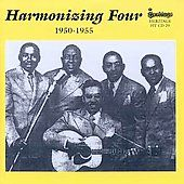 """Joseph E. """"Gospel Joe"""" Williams, baritone and lead singer of the Harmonizing Four - Birth: Feb. 9, 1916, Death: Sep. 7, 1988"""