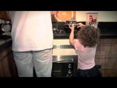 evite os acidentes nos fogões com esse protetor para fogão.