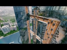 ThyssenKrupp unveils the world's first sideways-moving elevator system