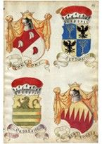 famiglie Colleoni , Alidosi , Ordelaffi , Bentivoglio