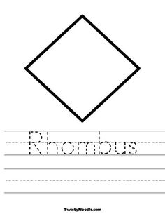 Properties of Rhombuses, Rectangles, and Squares - dummies