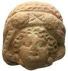 FORVM Roman Egypt Female Terracotta Head 1st-3rd Century AD Superb - 1st3rd, Century, Egypt, FEMALE, FORVM, Head, Roman, SUPERB, TERRACOTTA