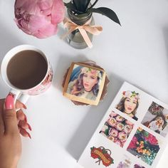 What weekends are made for Thank you to @boomf for making my Saturday morning extra special with the Tokyo box #Goodmorning #Tokyobox #boomf #coffee #instadaily #happy #Saturday #Peony #pink #love #gift #ukblogger #bblogger @blossominggifts #biscuits #creative #personalised #lblogger #lifestyle #foodie #foodblogger