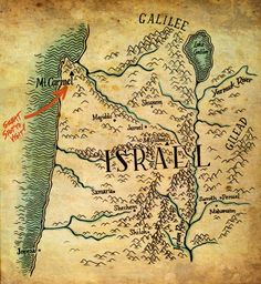 ancient maps of israel - Google Search