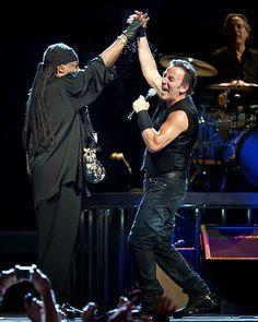 .Bruce Springsteen