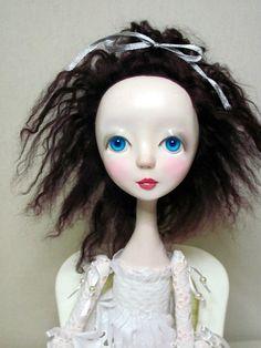 OOAK -Art doll-Titika