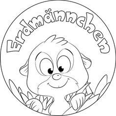 Kindergarten Portfolio, Batman Tattoo, Design Blog, Teaching Materials, Kids Learning, Vinyl Decals, German, Symbols, Letters