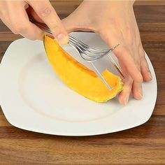 Melon Fork #Compact, #DishwasherSafe, #Durable, #Fork, #Innovative