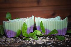 Lavender Mint Goatsmilk Soap  Check out this item in my Etsy shop https://www.etsy.com/listing/263237699/lavender-mint-goats-milk-soap
