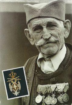 Serbia - Serbian Soldier, Zivojin Lazic