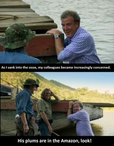 Maturity level: Top Gear. I love Top Gear, and I think this was one of my favorite episodes.