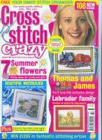 "(1) Gallery.ru / tymannost - Альбом ""Cross Stitch Crazy 037 сентябрь 2002"""