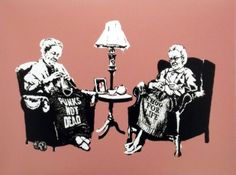 Our collection of popular Banksy stencils from the infamous street artist. Variety of different designs from Banksy. Beautiful graffiti stencil art made in USA! Banksy Graffiti, Banksy Canvas Prints, Wall Art Prints, Bansky, Banksy Posters, Canvas Artwork, Street Graffiti, Arte Punk, Kunst Poster
