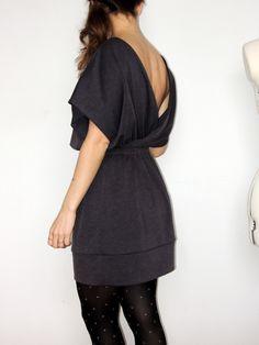 Bridgestone backless dress