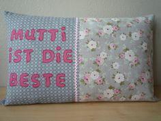 """Kissenbezug ,  """"Rosen"""" von Lisas Geschenkfundgrube auf DaWanda.com"""