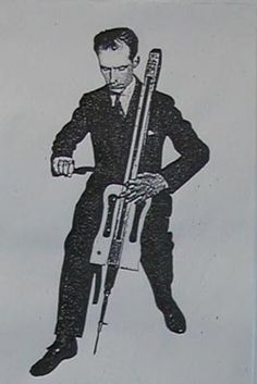 Cello Theramin virtuoso