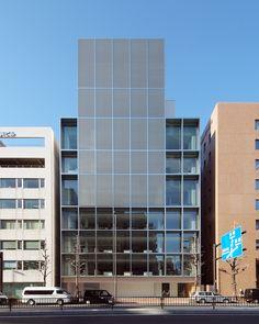 GC Corporate Center Yoshio Taniguchi + KAJIMA DESIGN, Tokyo, 2011