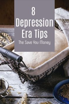We can learn so much from the depression era. It's a time that was so tough but people were also so resilient. These tips are ones we can all still use to save money. #Frugal #Thrifty #FrugalTips #SaveMoney #Vintage Debt Free Living, Living On A Budget, Frugal Living Tips, Frugal Tips, Ways To Save Money, Money Saving Tips, Art Quotes, Funny Quotes, Retro Housewife