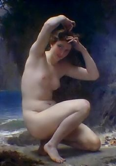 Integrity By William Adolphe Bouguereau