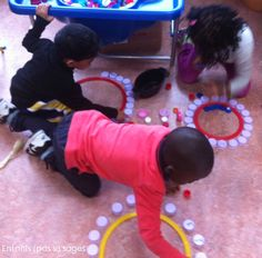 Faire des Mandala avec des MS-GS Grande Section, Petite Section, Games For Kids, Activities For Kids, Yoga For Kids, Reggio Emilia, Ms Gs, School Classroom, Land Art