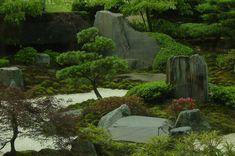 Finde asiatischer Garten Designs: Gartengestaltung unter Anwendung der japanischen Gartenkunst. Entdecke die schönsten Bilder zur Inspiration für die Gestaltung deines Traumhauses.