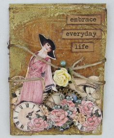 "From the Blog ""Fun with ATCs"""