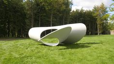 Curve to Point by Eilís O'Connell   CASS Sculpture Foundation