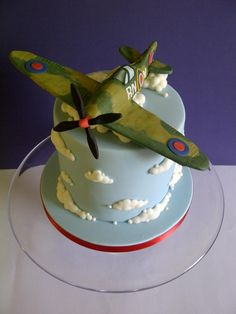 High Flight #Cakeycake http://www.facebook.com/childscakeycake