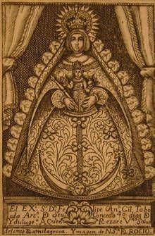 Virgen del Rocío o Ntra. Sra. de las Rocinas.