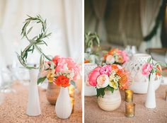 A glam desert wedding by onelove photography - Wedding Party