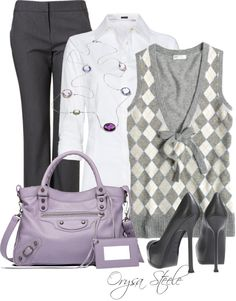 """Lovely Lilac"" by orysa on Polyvore"