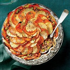 Shepherd's Pie with Potato Crust - October 2015 Recipes - Southern Living