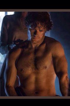 Breathless.... #Outlander #JAMMF #Heughan