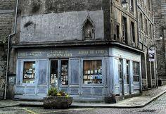Librairie à St Malo