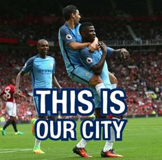 United 1 City  #ManchesterDerby #MUFC #MCFC