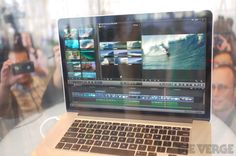 New MacBook Pro with Retina Display first look! (Gallery)