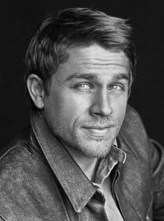 Charlie Hunnam Now THAT'S Christian Grey!