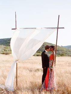 African wedding inspiration | photo by Ashley Kelemen | styling by Thorne Artistry | http://www.100layercake.com/blog/2013/07/24/african-wedding-inspiration/
