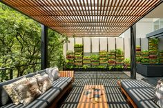 A pergola is essentially a garden structure that is much similar to the arbor. A pergola is something which will fall in that category. The Arched Pre. Building A Pergola, Pergola With Roof, Outdoor Pergola, Backyard Pergola, Pergola Shade, Patio Roof, Pergola Plans, Backyard Landscaping, Pergola Kits