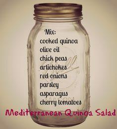 quinoa salad recipe #healthyeating #recipes #healthyrecipes