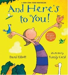 Use this book as a model for kids to write letters at the end of year thanking adults in the bldg for various things.