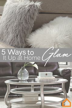 You'll be living the glamorous life sooner than you think with these golden design tips.