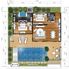 Master Plan Villa Type A